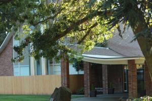 Butterfield Chapel Front